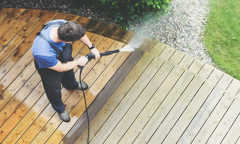 professional pressure washing services